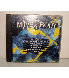 CD COMPILATION  - MOVE YOUR BODY
