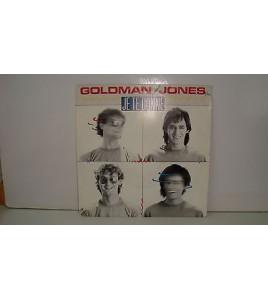 disque 45 T GOLDMAN  JONES - Je te donne