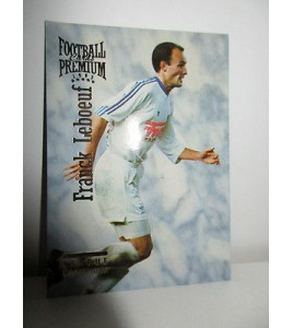football Carte cards premium panini 1995 n°36 franck leboeuf strasbourg