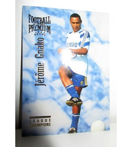 football Carte cards premium panini 1995 n°96 jerome gnako sochaux
