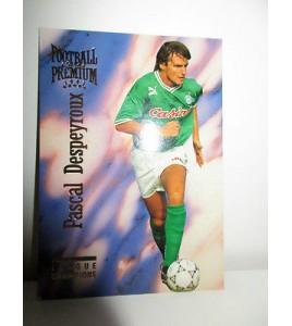 football Carte cards premium panini 1995 n°58 pascal despeyroux saint etienne
