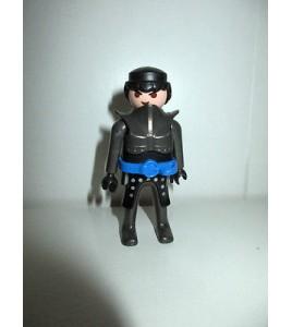 figurine playmobil N° 224 - chevalier du mal knight (7x4cm)