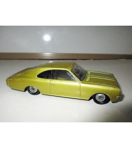 VEHICULE VOITURE OPEL SOLIDO MADE IN FRANCE METAL 13x4,5cm)